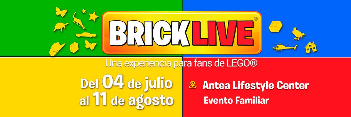 BRICKLIVE - LEGO - WEEK PASS BONO