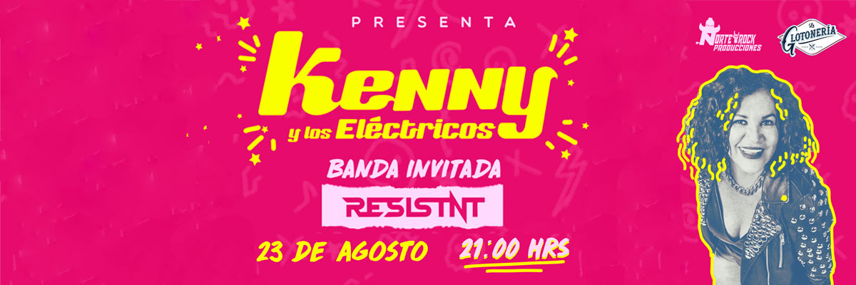 KENNY Y LOS ELÉCTRICOS