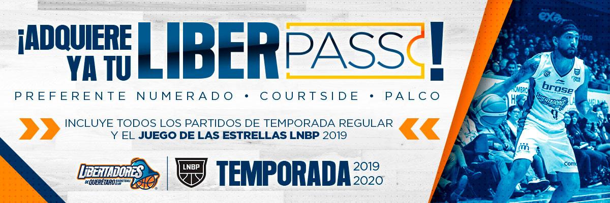 LIBERTADORES BONO - 2019 - 2020