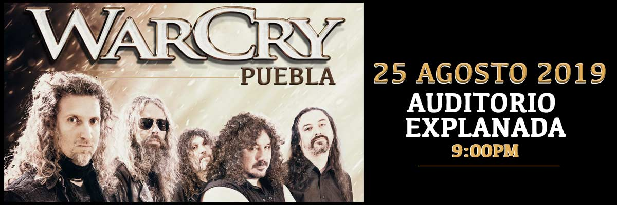 WARCRY - MEET & GREET + FAN PACK (INCLUYE PARCHE, LANYARD Y POSTER)