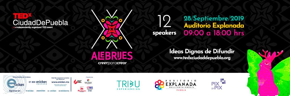 TEDX CIUDAD DE PUEBLA