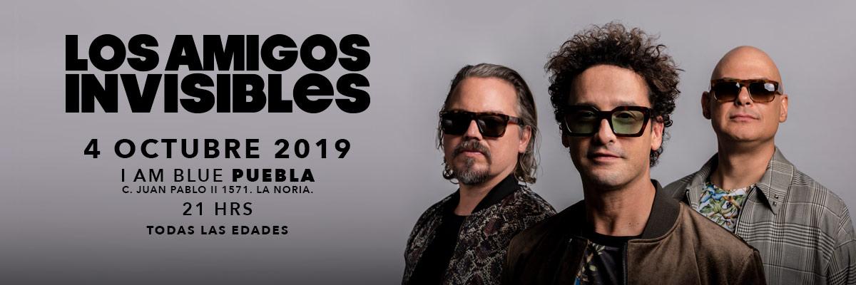 LOS AMIGOS INVISIBLES EN PUEBLA