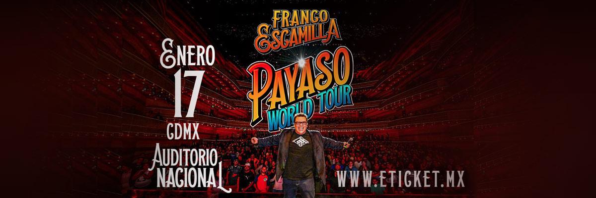 FRANCO ESCAMILLA PAYASO