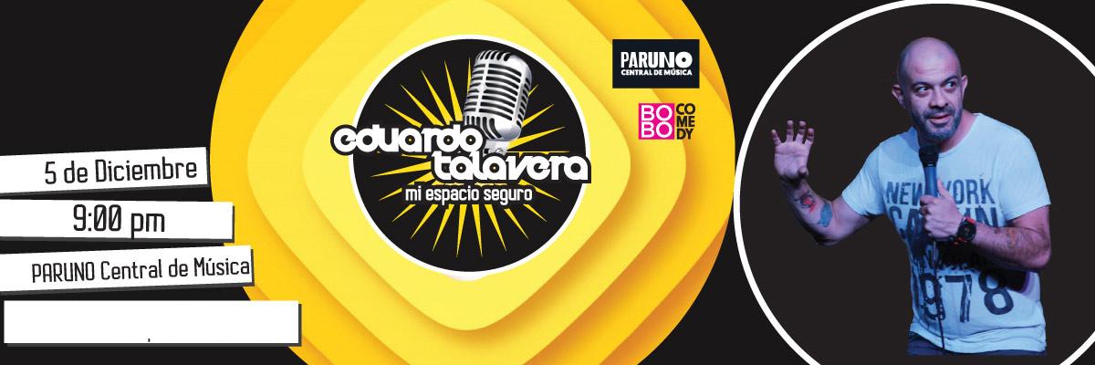 EDUARDO TALAVERA - MI ESPACIO SEGURO