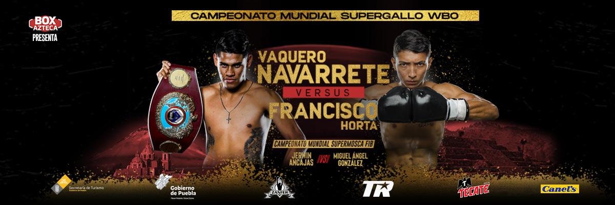 EMANUEL VAQUERO NAVARRETE VS FRANCISCO HORTA