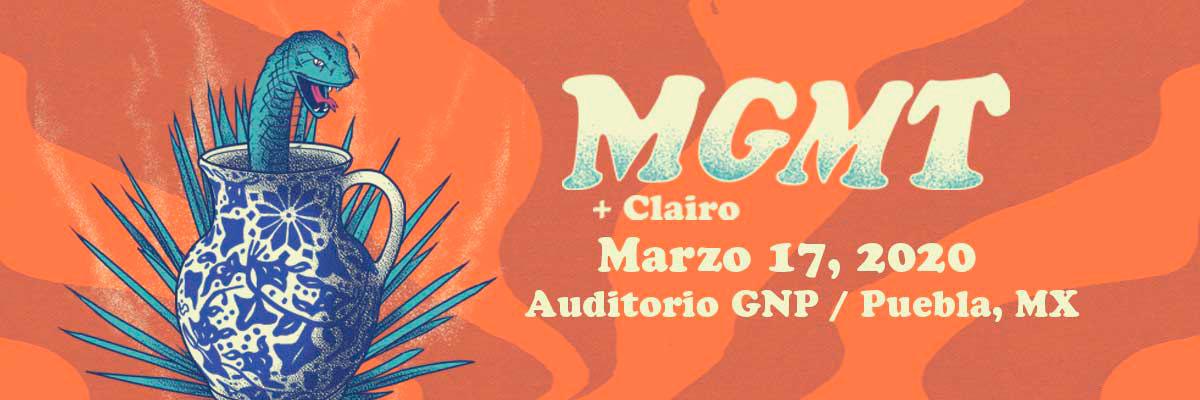 MGMT + CLAIRO