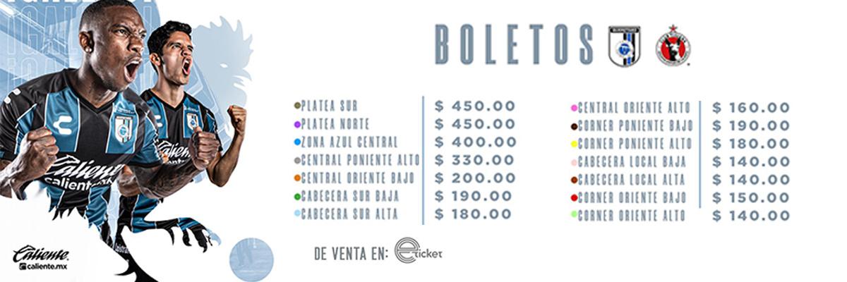 GALLOS BLANCOS VS XOLOS