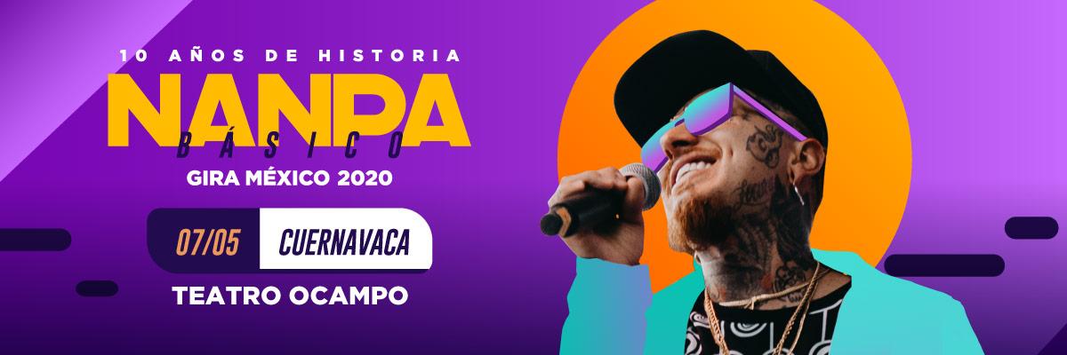 NANPA BASICO EN CUERNAVACA