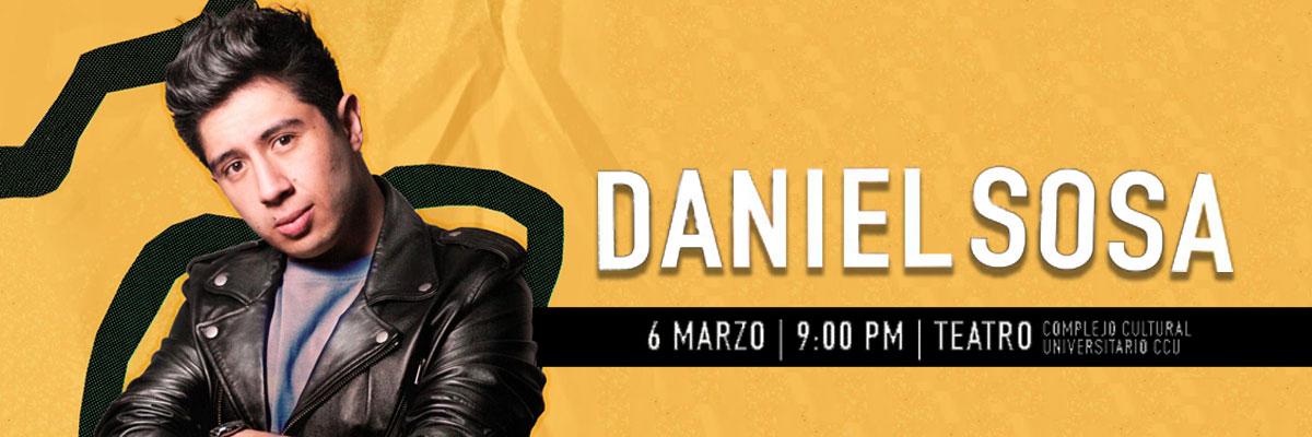DANIEL SOSA EN PUEBLA - NUEVO ADULTO