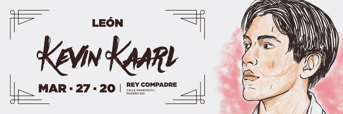 KEVIN KAARL EN LEON