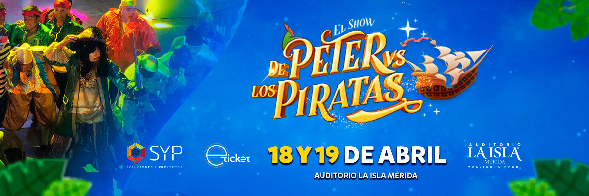 EL SHOW DE PETER VS LOS PIRATAS