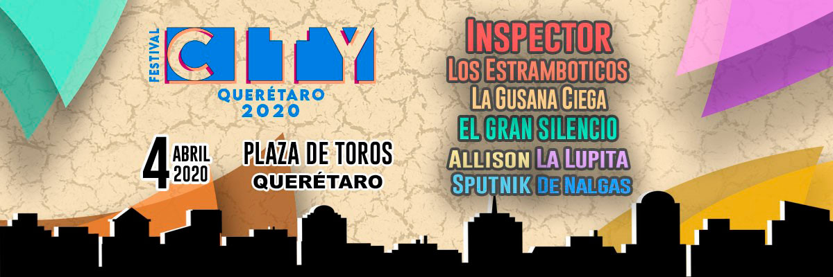 FESTIVAL CITY QUERETARO 2020