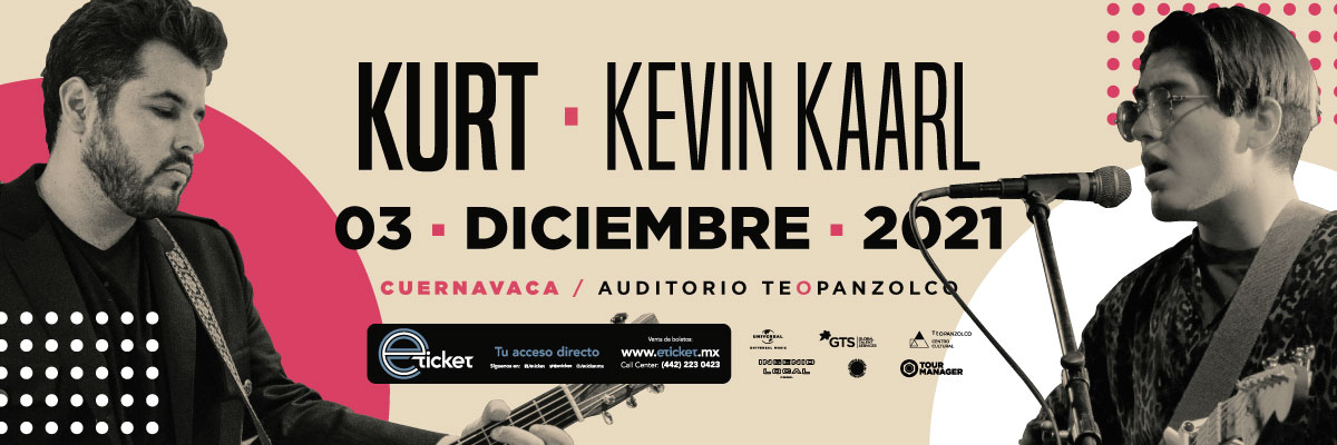KEVIN KAARL Y KURT EN CUERNAVACA