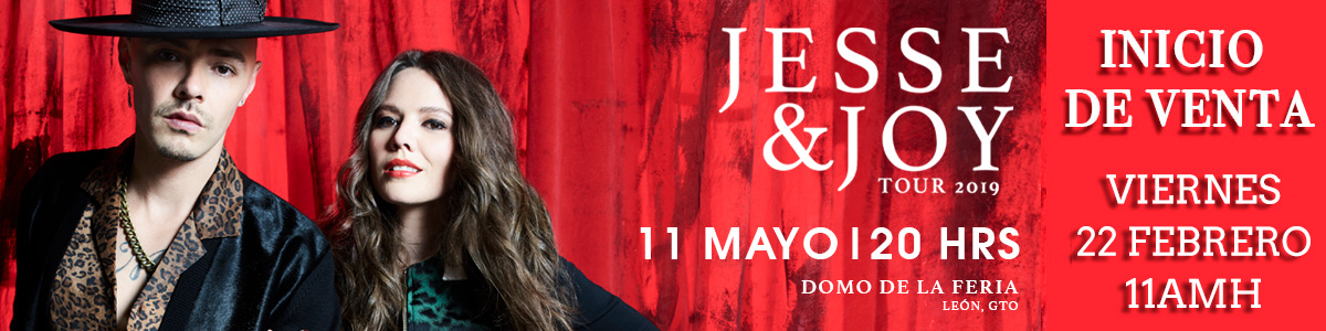 JESSE Y JOY DOMO