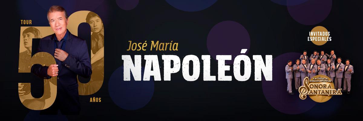 NAPOLEÓN Y LA ÚNICA E INTERNACIONAL SONORA SANTANERA