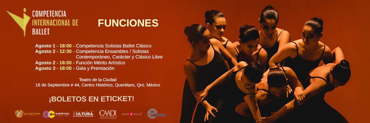 Competencia Internacional De Ballet
