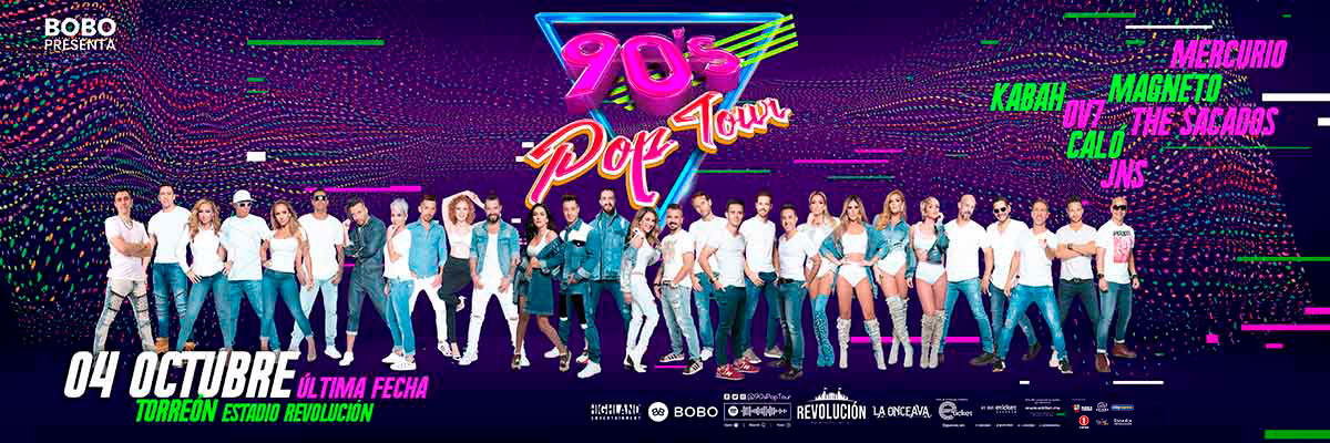 90S POP TOUR