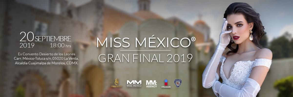 MISS MÉXICO