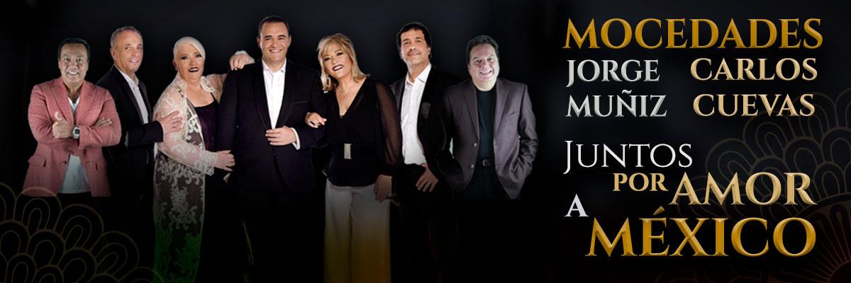 MOCEDADES, JORGE MUÑIZ Y CARLOS CUEVAS