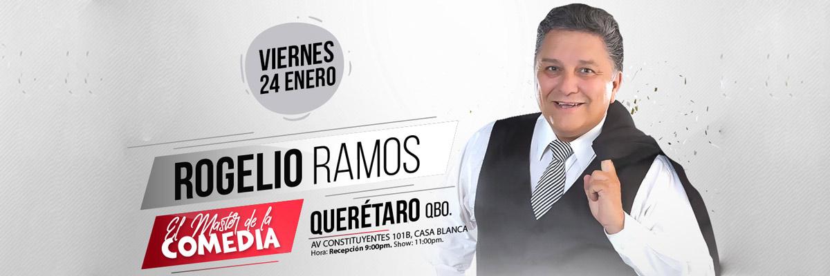 ROGELIO RAMOS